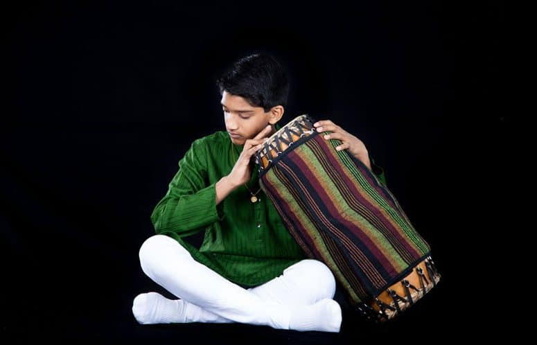 A Mridangam Recital by Inesh Vytheswaran