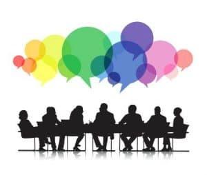community-discussion-clipart