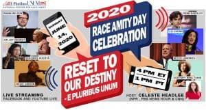 Race Amity Day 2020