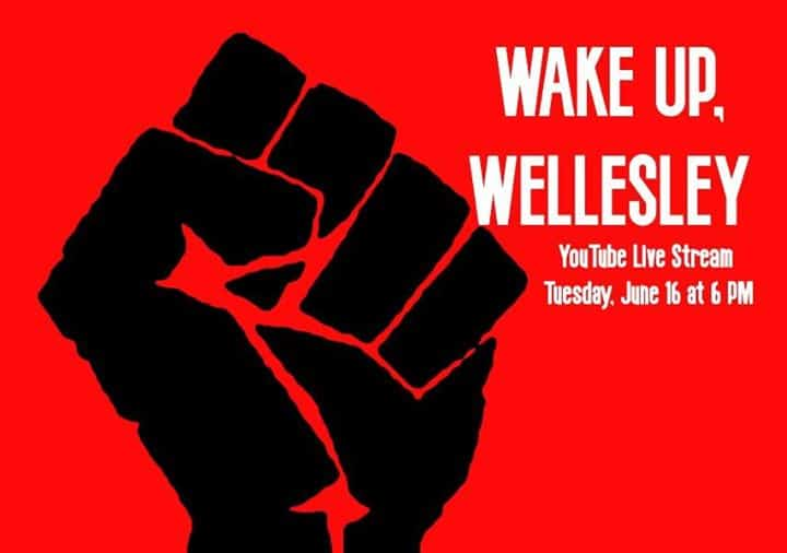 Wake Up Wellesley #1