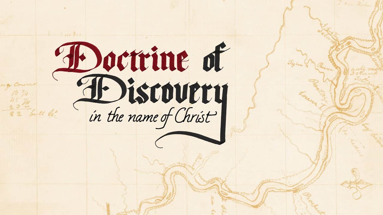 Doctrine of Discovery film