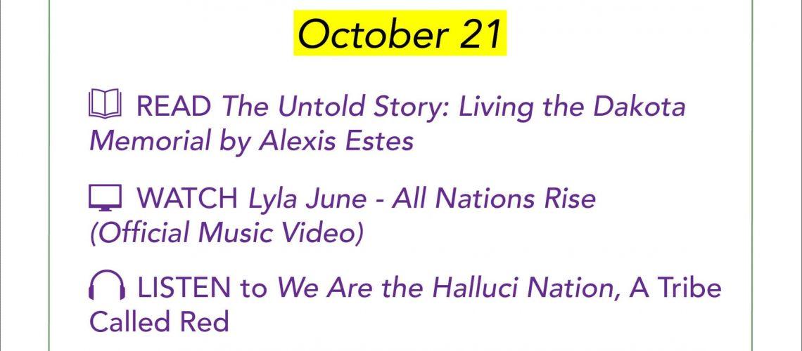 Equity Challenge Oct 21